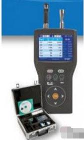 使用手持式粒子計數器檢測超凈工作台潔凈度