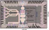 博士生舒一洋提出基于电磁混合耦合模式倍增技术的多核振荡器芯片