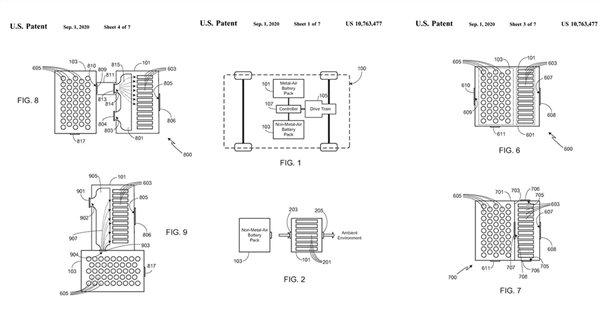 特斯拉新专利:降低锂电池过热而产生自燃风险的解决方案