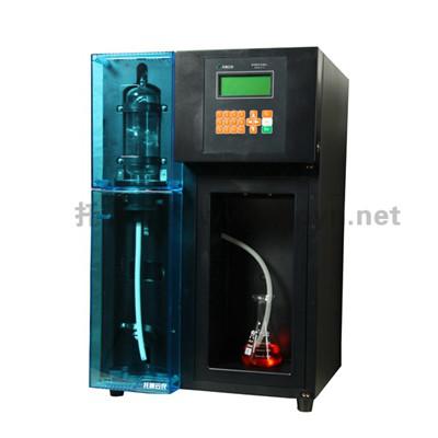 自动凯氏定氮仪的使用说明以及它的使用效果