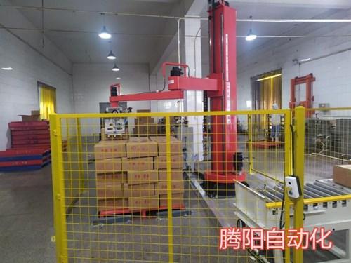 立柱式机器人码垛机的设备特点和工作原理是什么