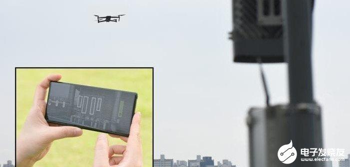 三星新型无人机天线配置测量解决方案,可实现简化蜂窝基站管理