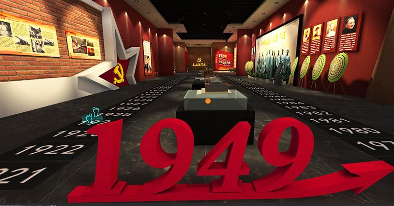 VR虚拟现实技术打破时空局限,为党建工作赋能