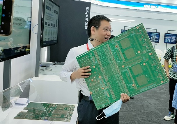 苏州智能工厂具备针对K1 Power高端服务器产品需要的四大核心工艺?