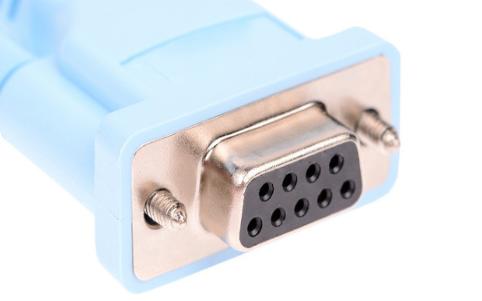 常用9针的RS232C串口引脚接口定义详细说明