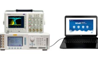 NSAT-3010示波器自動計量系統的特點及使用流程分析