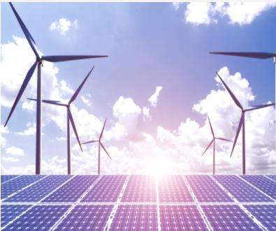 全球最大的沙漠集中式光伏發電基地即將完成併網發電