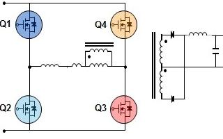 MOSFET器件用於相移ZVS轉換器中可能存在的隱患分析