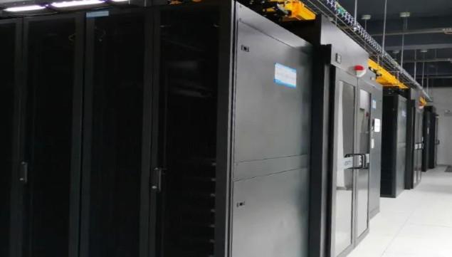"""山西电信改造的模块化绿色数据中心满足""""一站式""""交..."""