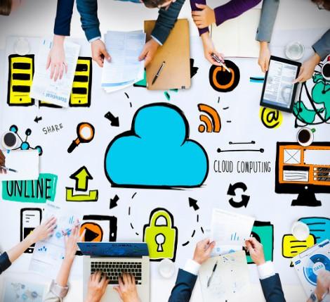 云计算平台的搭建正为企业实现转型升级提供着相应支撑