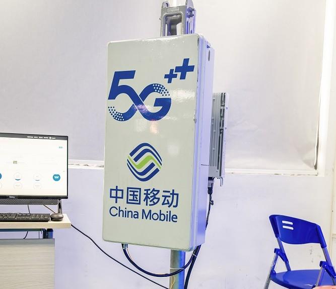 """江苏移动为精研科技配备了4.9GHz 5G网络,打造更高速度""""大""""舞台"""