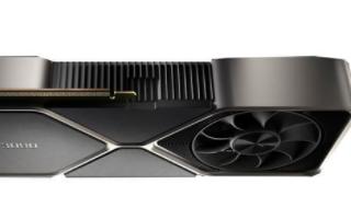 NVIDIA GeForce RTX 30系列图形处理器发布了