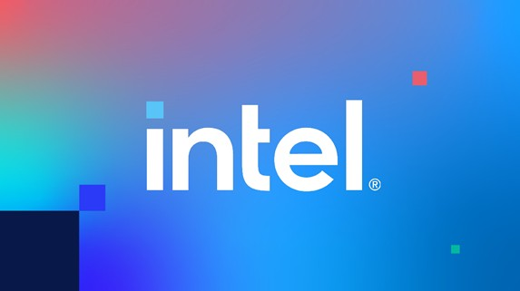 Intel通过设计Logo新面貌渐变色系,让整体视觉形象趋于时尚化