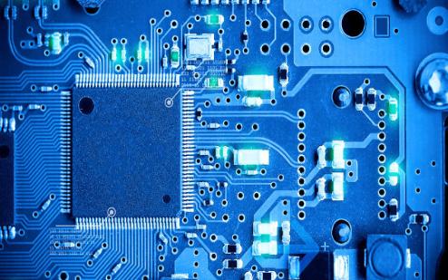 ADC0832轉換芯片的電路板原理圖免費下載