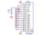 LCD1602指令集_LCD1602如何显示