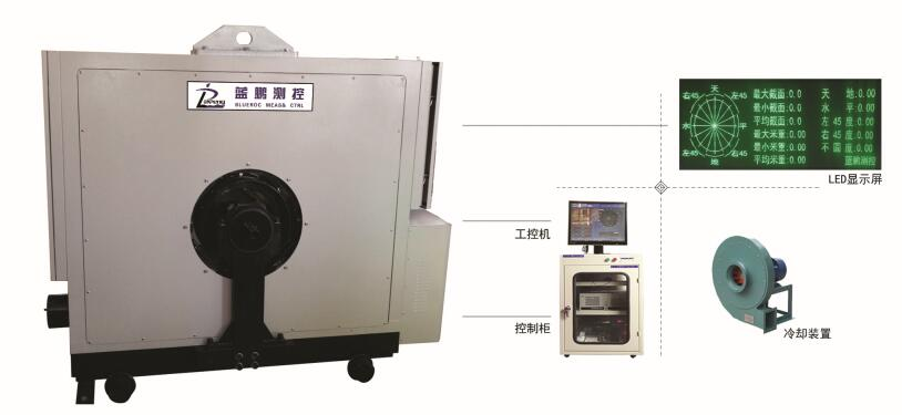 关于蓝鹏测控光电系列棒材测径仪的介绍