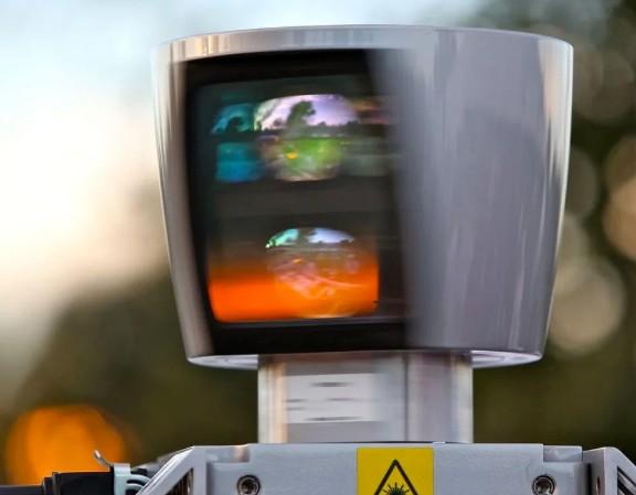 为什么说旋镜式激光雷专为 L3/L4 级自动驾驶...