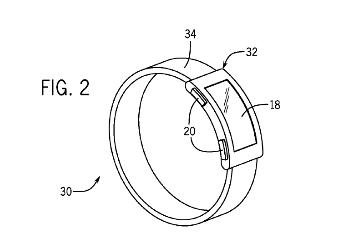 苹果基于Micro LED显示专利:可随着时间展示不同的画面