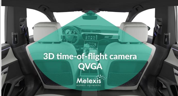 Melexis推出全新 QVGA 分辨率飞行时间...