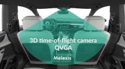 Melexis推出全新 QVGA 分辨率飞行时间传感器IC,进一步完善第三代产品组合