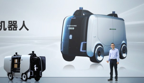 达摩院自研的感知算法让机器人能在无GPS环境下实现厘米级定位?