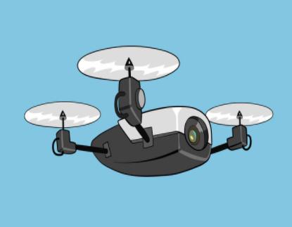 沃尔玛使用无人机帮助将COVID-19检测试剂盒...