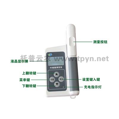 叶绿素仪是测定植物叶绿素含量的专用仪器