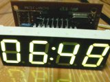 STC12C2052AD单片机控制的数码管时钟程...