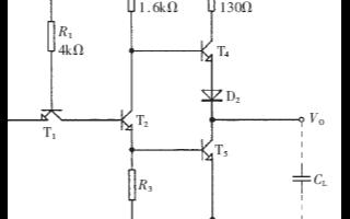 TTL和CMOS中△I雜訊的產生過程與基本特點分析