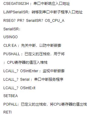 在Keil C51软件中51单片机的中断服务和外设驱动程序的开发