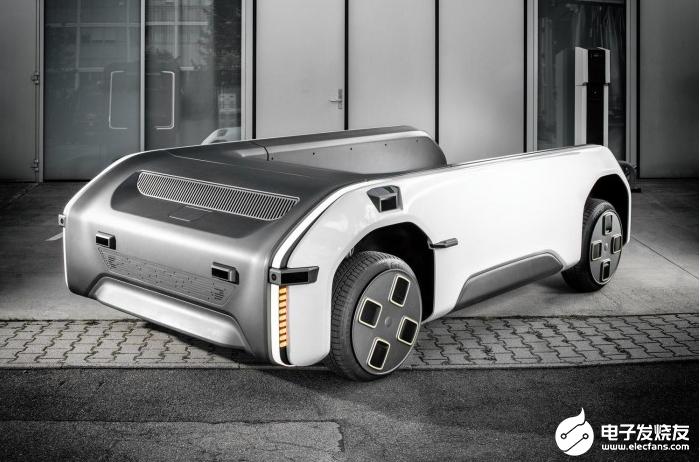 德国航天中心推出用于多种用途的自动驾驶城市移动车辆原型
