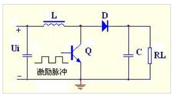 DC/DC开关电源的原理图