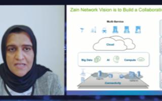 5G联接和AI打造智慧网络,Zain积极推动数字化转型