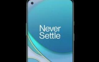 OnePlus确认了OnePlus 8T 5G的发布日期