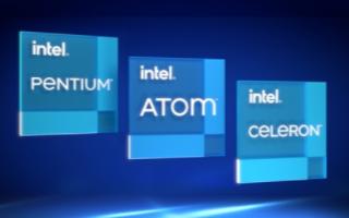 Intel發布採用10nm++工藝的處理器產品,主打低功耗嵌入式領域