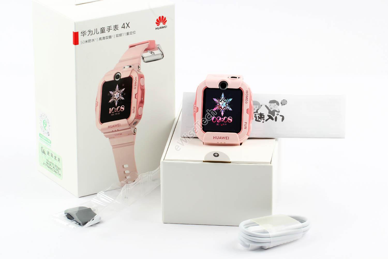 華為兒童手錶4x好不好 雙攝手錶還內置1GB+16GB存儲