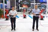 """新松""""火弧""""机器人智能焊接系统重磅发布"""