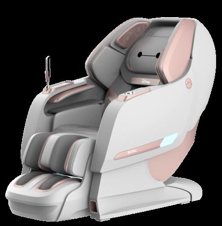 迪士尼大白IP款荣泰RT8630按摩椅呵护你的健康