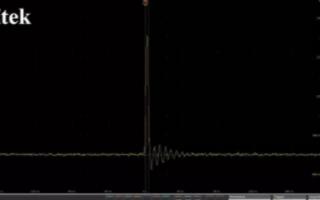 示波器的FastFrame分段存儲模式的應用場景分析