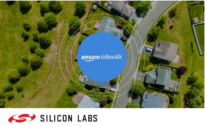 Silicon Labs和Amazon合作推動Sidewalk  新型消費性物聯網設備共享網絡