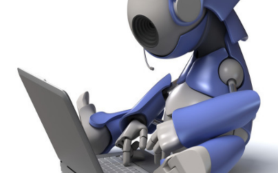 AI助力機器人健康成長