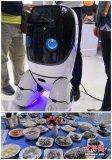 会做饭的机器人!