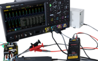 RIGOL示波器为电源测量提供有效解决方案