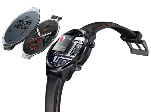 Mobvoi推出新品智能手表,搭载高通骁龙新品和血氧监测功能