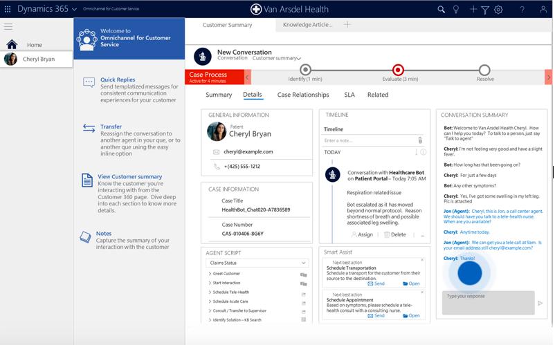 """微软将推首个垂直云平台""""微软健康云"""",旨在支持提..."""