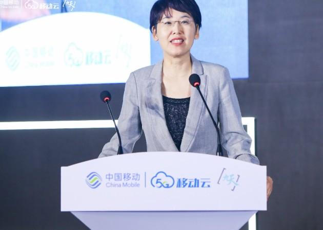 中国移动新研发九天人工大香蕉网站平台,打造融智创新引擎方面