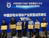 中国安防半导体产业联盟的成立!
