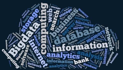 """以算法为主导的""""数字世界""""下,我们的日常已被数据渗透"""
