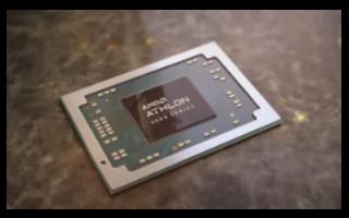 新型Ryzen和Athlon 3000 C系列处理器的形式进入Chromebook