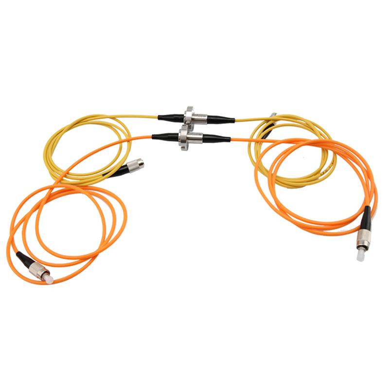 关于光纤、高(中)频、气液一体汇流环结构的简析